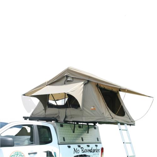 Tentco 2-sleeper rooftop tent